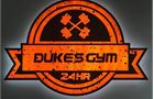 Dukes 24hr Gym Richmond Logo