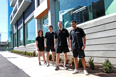 Endurance Health & Fitness Studio front photo