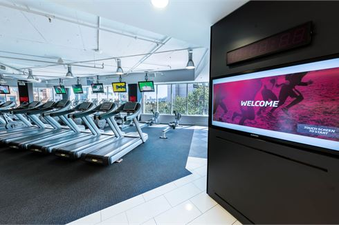 Fitness First Kings Cross front photo