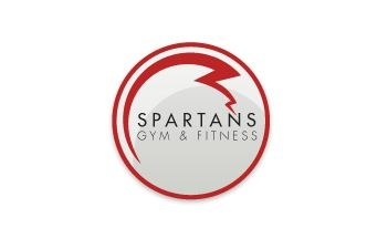 Spartans Gym & Fitness logo