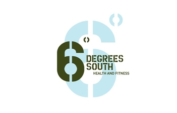 6 Degrees South Health & Fitness logo