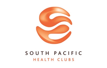 South Pacific Health Clubs logo