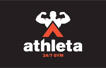 Athleta Gym logo