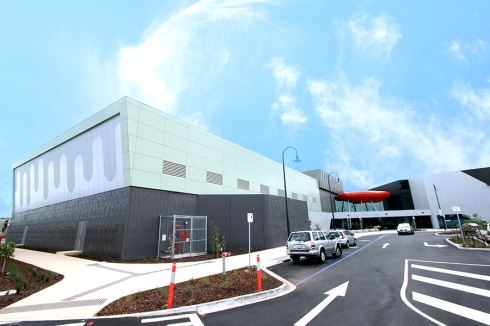 Glen Eira Sports and Aquatic Centre (GESAC) front photo