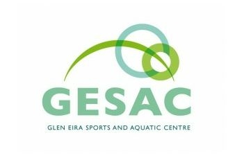 Glen Eira Sports and Aquatic Centre (GESAC) logo