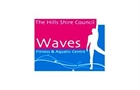 Waves Fitness and Aquatic Centre Baulkham Hills Logo