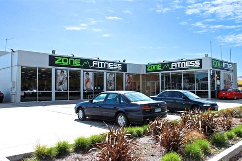 Zone Fitness front photo