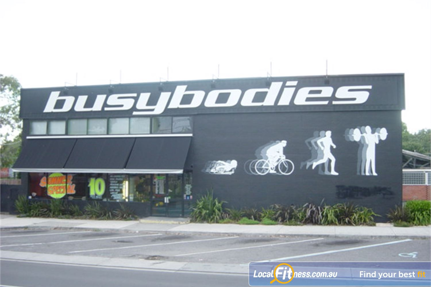 Busybodies Health & Fitness Centre front photo