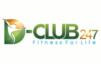D-Club247 Fitness logo