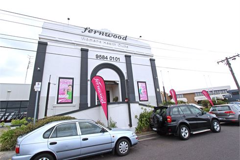 Fernwood Fitness Southland front photo