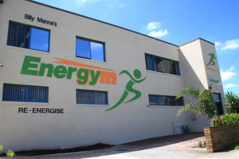 Energym Health & Fitness front photo