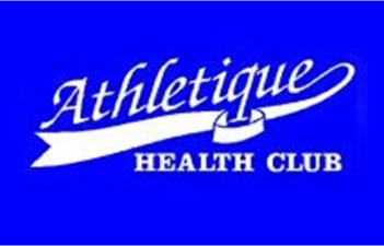 Athletique Health Club logo