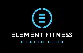 Element Fitness Health Club logo