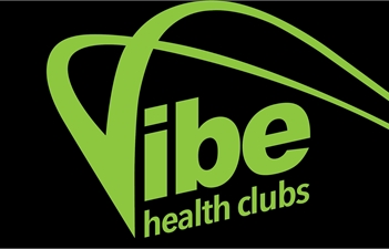 Vibe Health Clubs logo