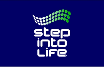 Step into Life logo