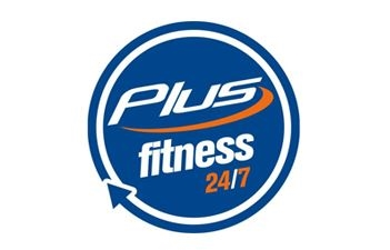 Plus Fitness Health Clubs logo