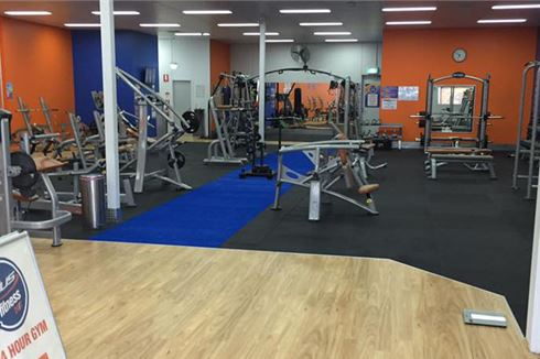 Plus Fitness 24/7 Carseldine front photo