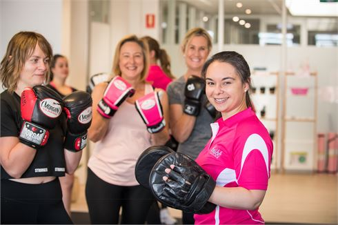 FitMiss Health Club front photo