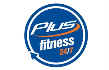 Plus Fitness 24/7 Carlingford logo
