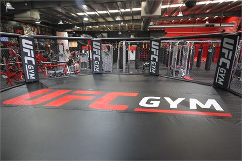 UFC Gym Fountain Gate front photo