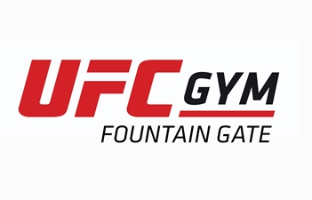 UFC Gym Fountain Gate logo