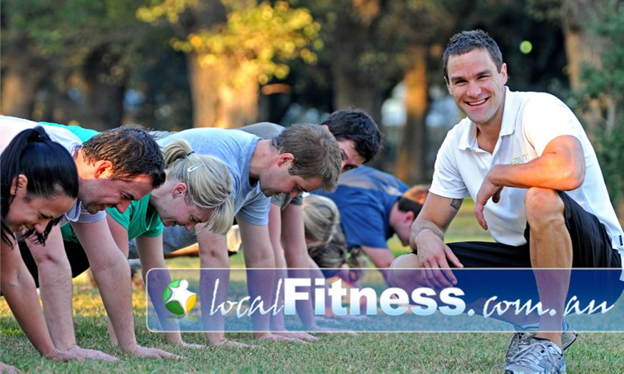 Realm Personal Training front photo