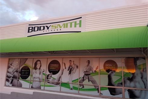 BodySmith Fitness front photo