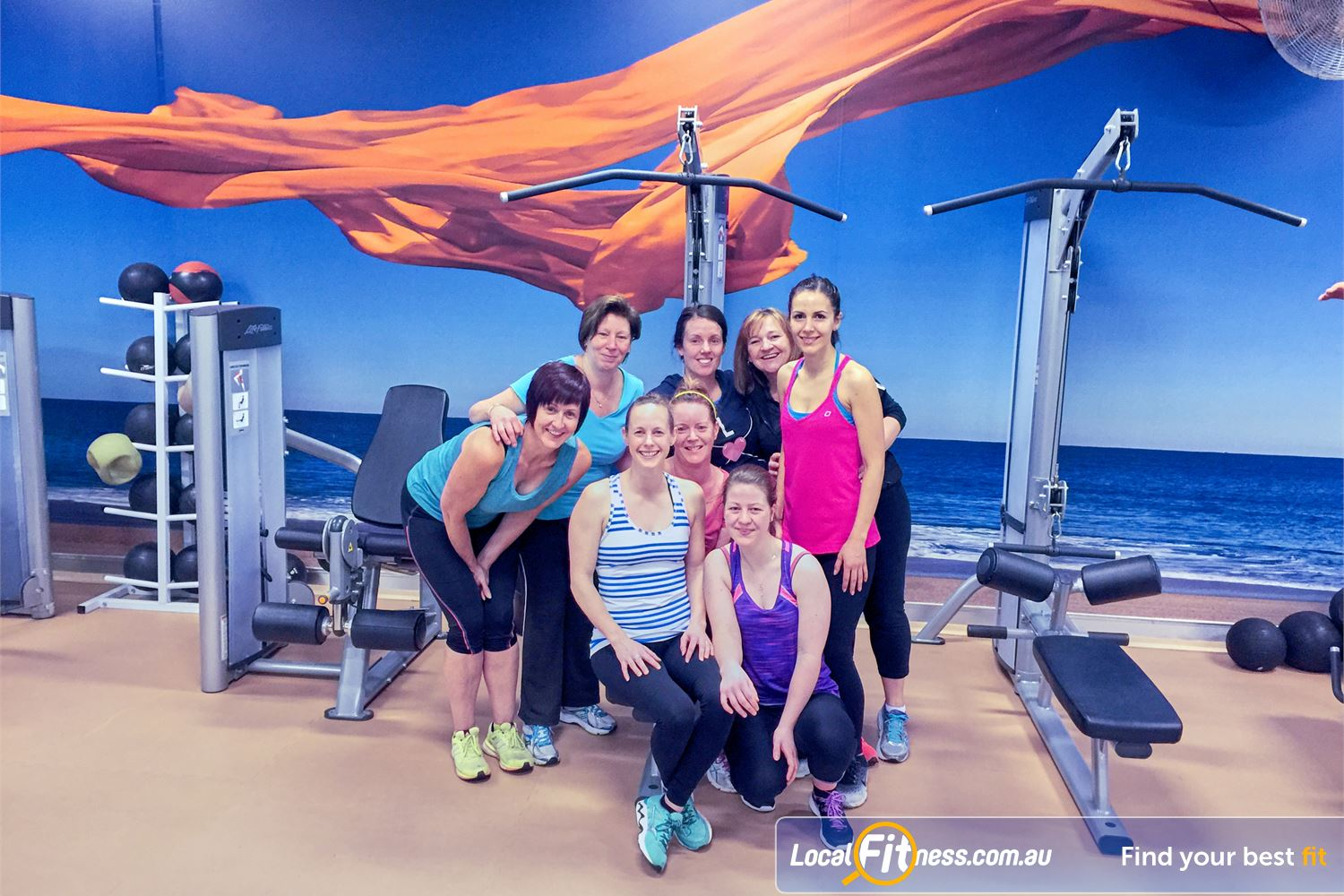 EnVie Fitness front photo