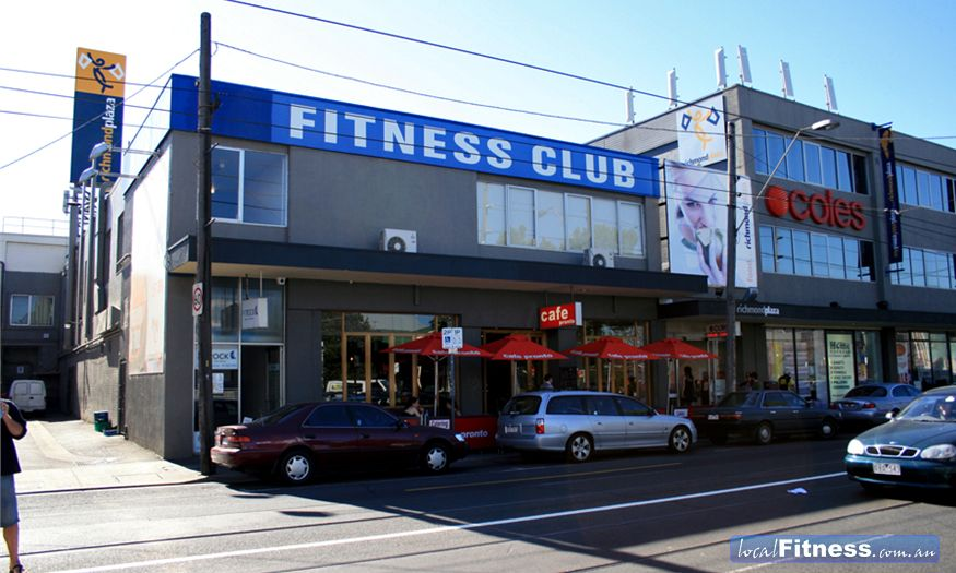 FitRock Gym front photo