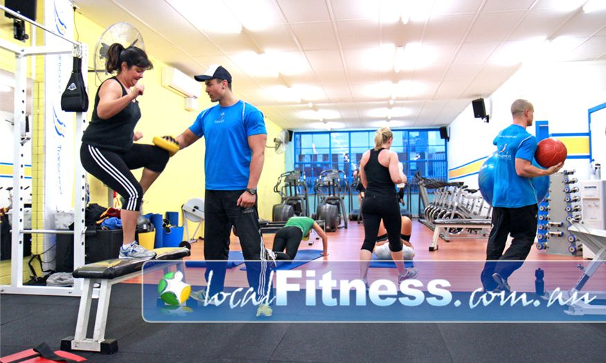 Transcend Health & Fitness front photo