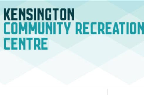 Kensington Community Recreation Centre front photo
