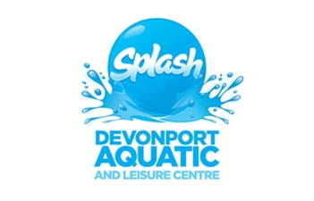 Splash Devonport Aquatic and Leisure Centre logo