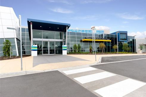 Thomastown Recreation and Aquatic Centre front photo