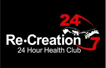 Re-Creation Health Clubs logo