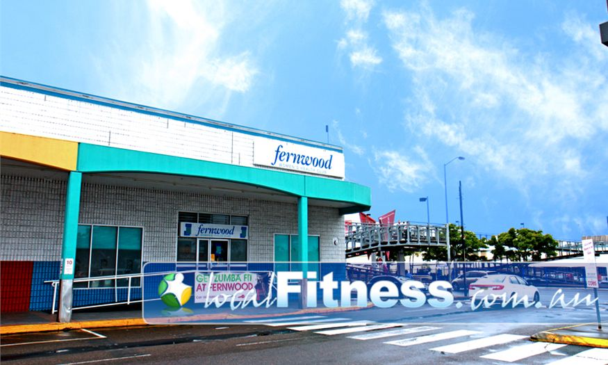 Fernwood Fitness front photo