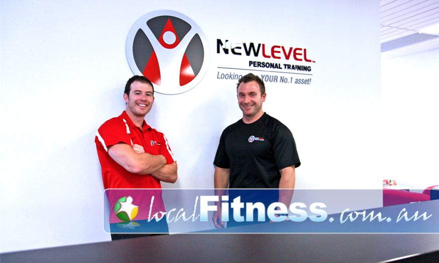 New Level Personal Training front photo