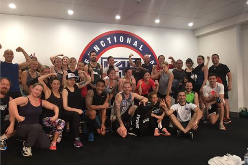 F45 Newtown front photo