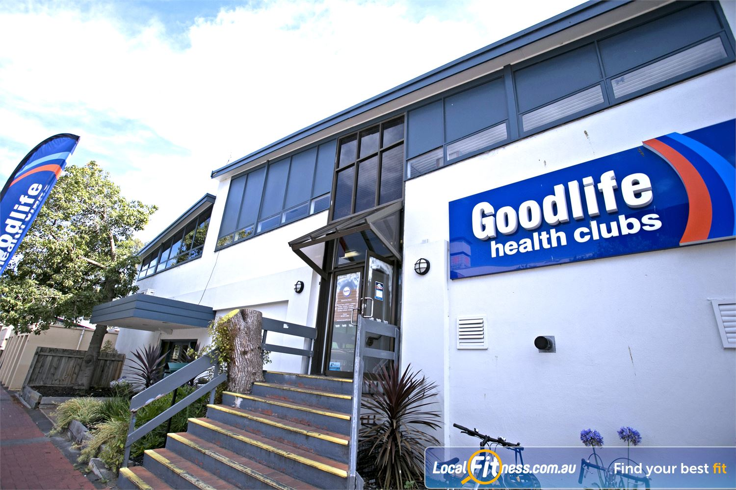 Goodlife Health Clubs Mitcham front photo