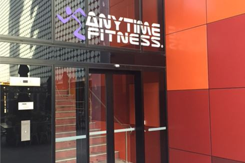 Anytime Fitness front photo