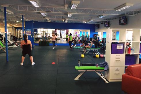 Helfi Addiction Fitness Centre front photo