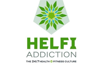 Helfi Addiction Fitness Centre logo