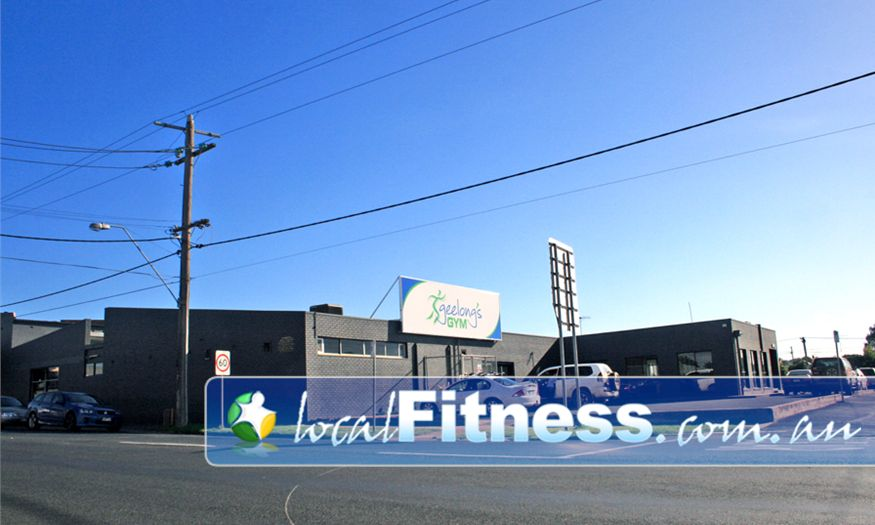 Geelong's Gym front photo