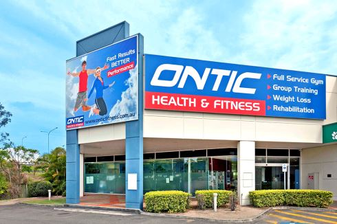 Ontic Health & Fitness front photo
