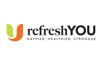 Refresh You logo