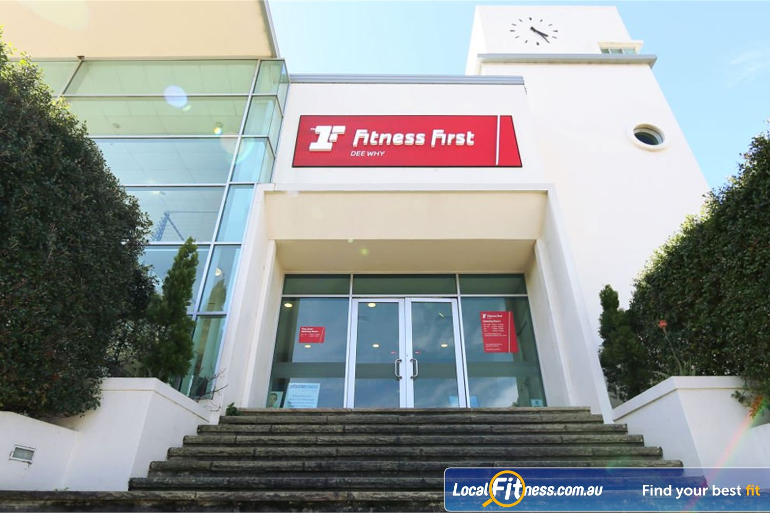 Fitness First Platinum front photo