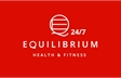 Equilibrium Health & Fitness 24/7 North Melbourne logo