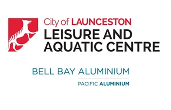 Launceston Aquatic Launceston logo