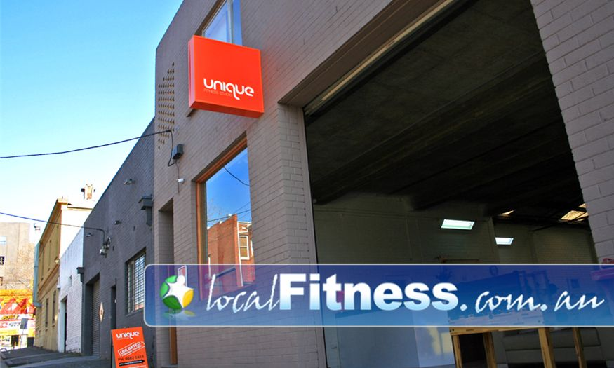 Unique Fitness Studio front photo
