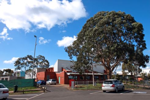 Werribee Sports and Fitness Centre front photo