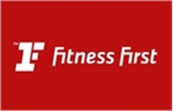 Fitness First Macquarie logo